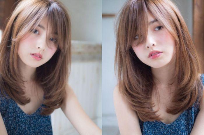 Gaya Kita Model Semir Rambut Wanita Terbaru 2018 Warna Rambut Gaya Rambut Terbaru Ide Warna Rambut