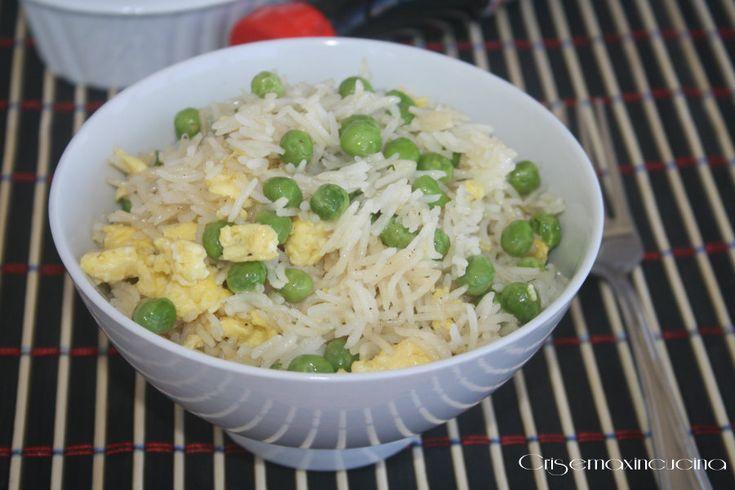 Riso alla cantonese, ricetta primo piatto