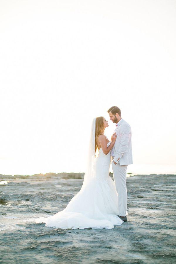 unique romantic wedding
