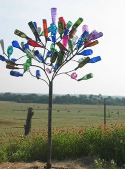 Oh, bottle tree, oh bottle tree...