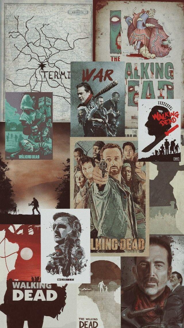 Stranger Things Lockscreens Tumblr The Walking Dead Poster Walking Dead Wallpaper The Walking Dead Tv Walking dead wallpaper for iphone