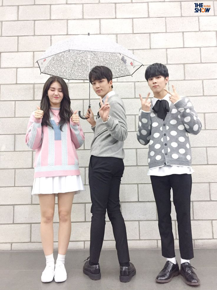 161122 UP10TION Wooshin, ioi somi & bap youngjae #UP10TION #업텐션 #Wooshin #우신 #ioi #somi #bap #youngjae #THESHOW #THESHOW韩秀榜