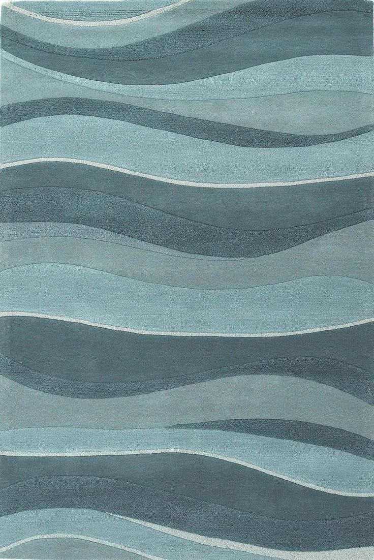 Eternity Ocean Landscapes Rug by Touch of Class
