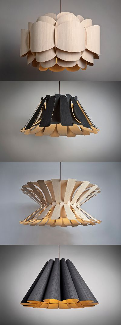 Weplight Argentina: real Wood Lamps - The charm of wood and light design
