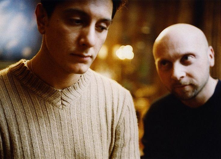 Stefano Gabbana with Domenico Dolce: Toni Thorimbert