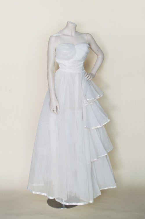 149 besten Vintage | Wedding Dresses Bilder auf Pinterest ...