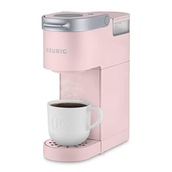 Keurig K Mini Single Serve K Cup Pod Coffee Maker Dusty Rose In