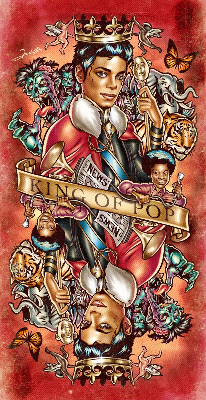 Michael Jackson – King of Pop, Renato Cunha...