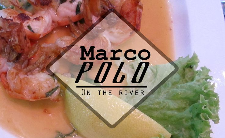 Pizza at Marco Polo in Wandsworth/Putney