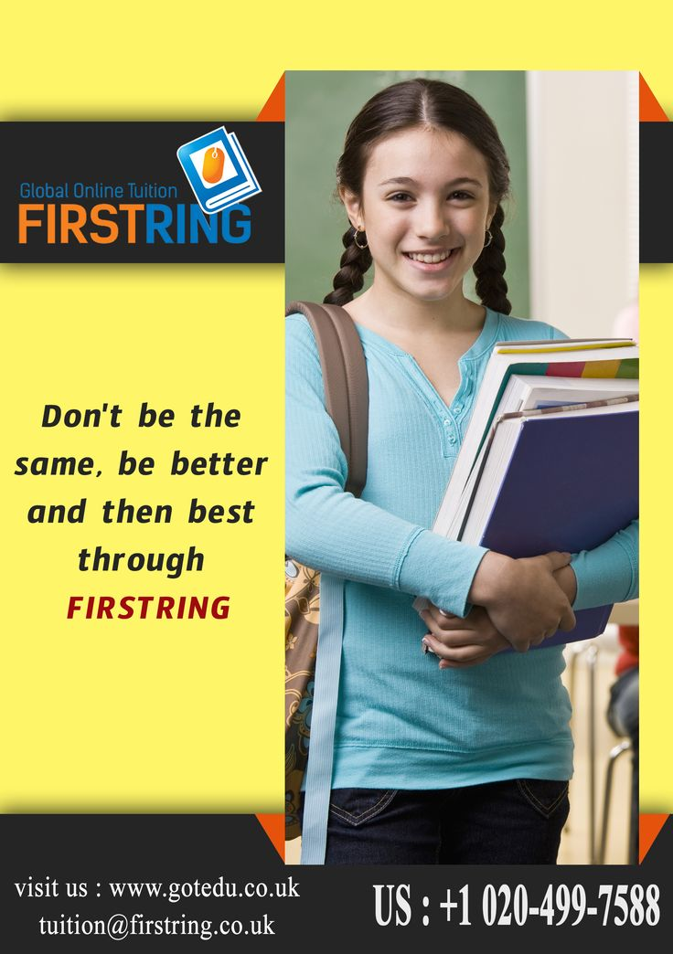 Don't be the same, be better and then best through Firstring  visit us : http://www.gotedu.co.uk/  Student Reg : http://gotedu.co.uk/StudentRegistration.aspx?From=Basic 01-07-2016(265)