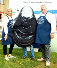 Famous Island Shellfish Featured at PEI Mussels on the Hill Event