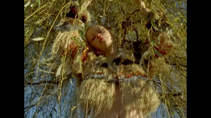 """This is """"Flaunt Magazine - Mia Goth"""" by Patricia McMahon on Vimeo, the home for high quality videos and the people who love them."""