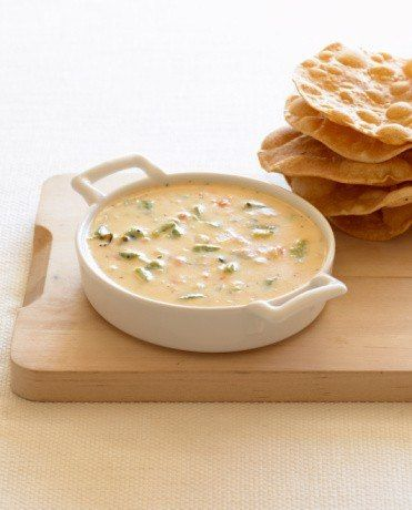 Mexican Chile cheese sauce!