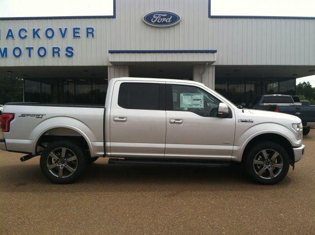 New 2017 Ford F-150 For Sale | Smackover AR