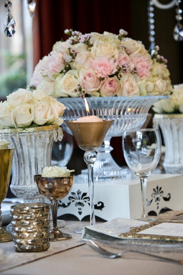 wedding-decor-white-gold