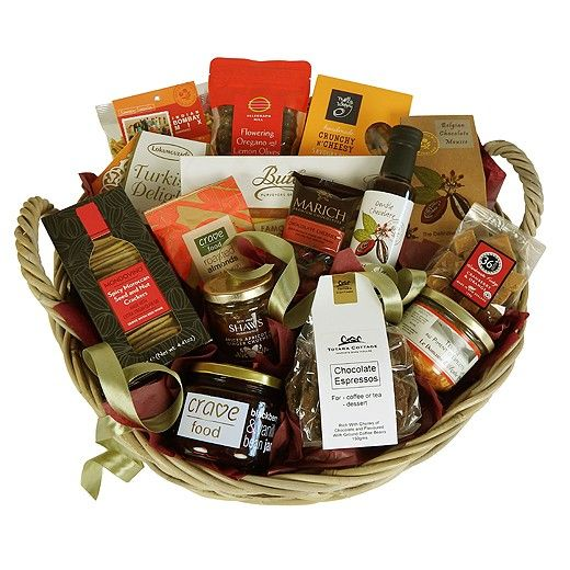 The Gourmet - Food Gift Basket - Delivered in New Zealand by Bestow Gifts