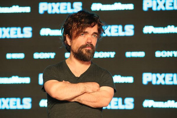 """Peter Dinklage Photos - Actor Peter Dinklage attends the """"Pixels"""" photo call during Summer Of Sony Pictures Entertainment 2015 at The Ritz-Carlton Cancun on June 15, 2015 in Cancun, Mexico. #SummerOfSonyPictures #PixelsMovie - Summer of Sony Pictures Entertainment 2015 - Day 4"""