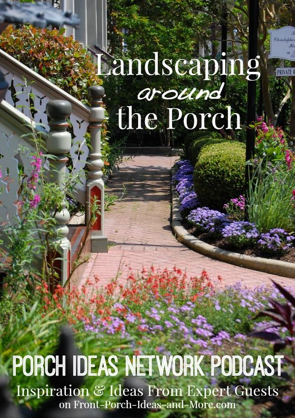 25 trending landscaping around deck ideas on pinterest for Garden design podcast