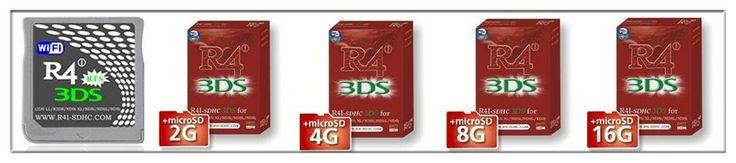 Genuine Nintendo 3DS Card wholesale, R4&R4i Flash Card, Nintendo DS&DSi Card  Free Shipping--card-3ds.com