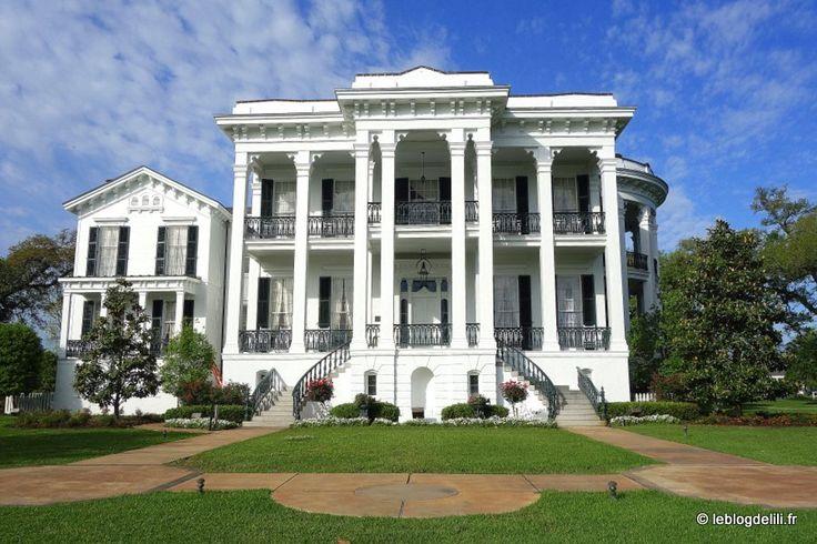 Nottoway Plantation, White castle, Louisiana