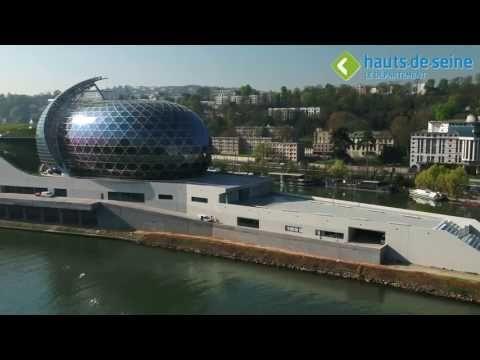 La Seine Musicale. Jean De Gastines & Shigeru Ban arquitectos