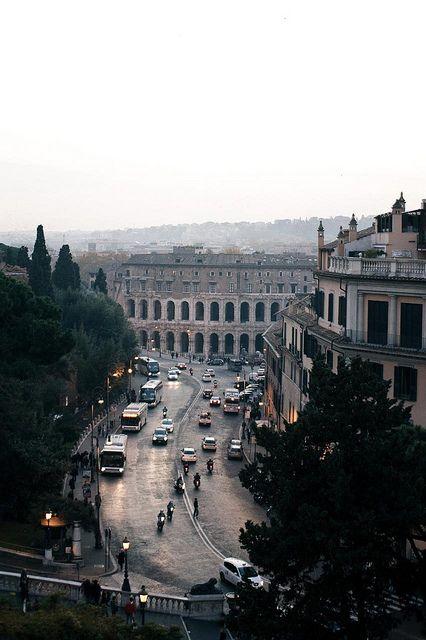 Rome / photo by Joe Boyle