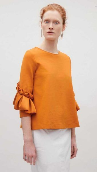 Bell Sleeve Dress – multi-size sewing pattern