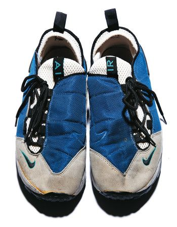 NIKE : AIR FOOTSCAPE (Original)