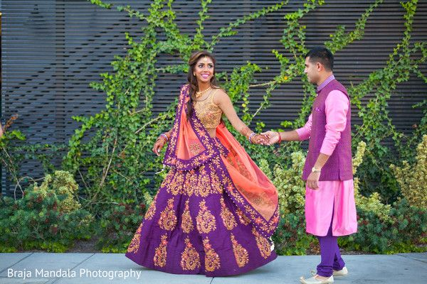 Anaheim, CA, Indian Wedding by Braja Mandala Photography