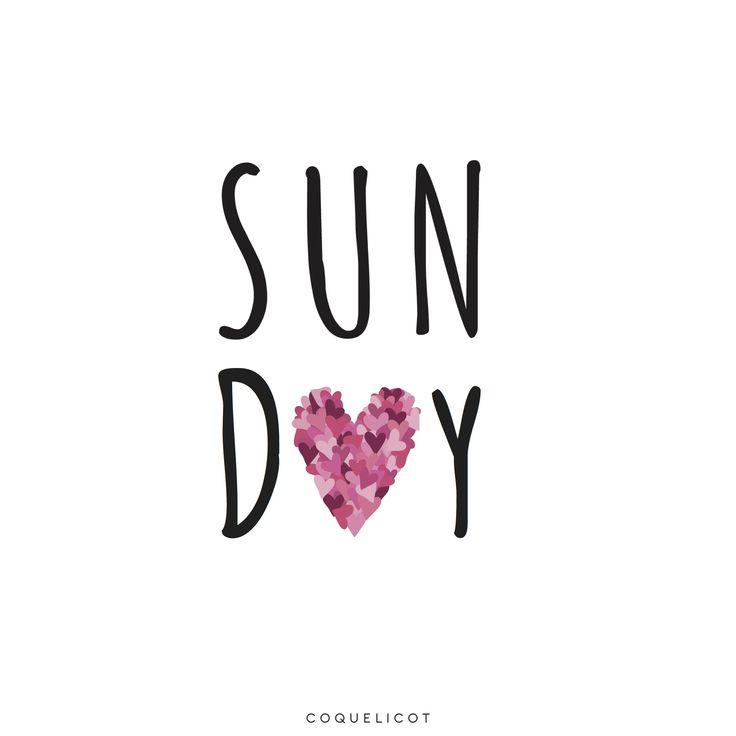 Sunday ❤️