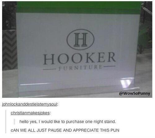 I can appreciate that pun!!!!!
