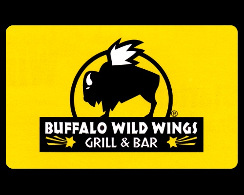 Click On The Buffalo Wild Wings Gift Card To Check Balance