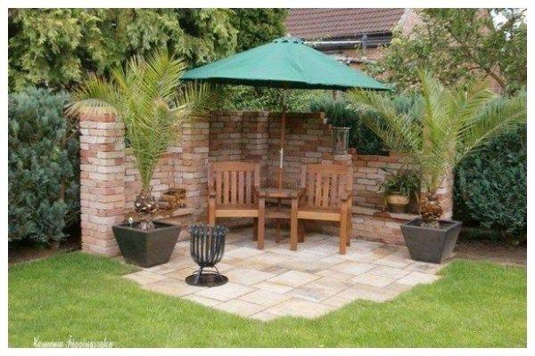 Amazing Ideas With Stone Gazebo Without A Roof My Desired Home Sitzecken Garten Garten Gestalten Sitzplatz Im Garten