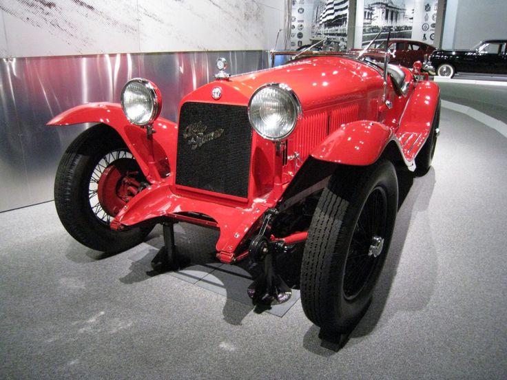 Alfa romeo vintage 10
