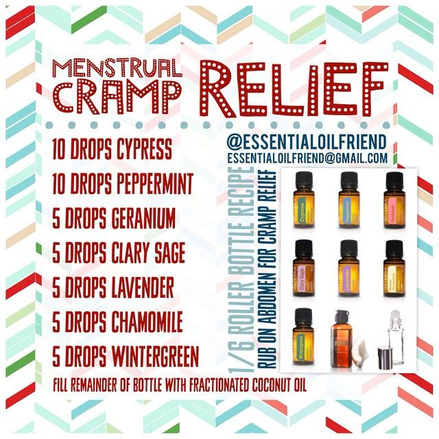 Essential Oils for Menstrual Cramps https://www.mydoterra.com/nicoleferraro/#/