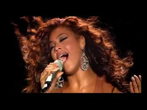 Beyonce- Dangerously In Love Live - The Beyonce Experience  http://youtu.be/aEf8DDrDyV0