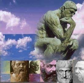 La filosofía nace en el siglo VI a.n.e. en Grecia (Asia Menor) como un intento racional de explicar fenómenos que acontecen en la naturaleza, al promocionar las propias capacidades humanas y al alejarse de las explicaciones míticas que hasta entonces predominaban en esta cultura. El origen de la filosofía occidental aparece ligado, a la civilización griega, en concreto a su primer pensador, Tales de Mileto.