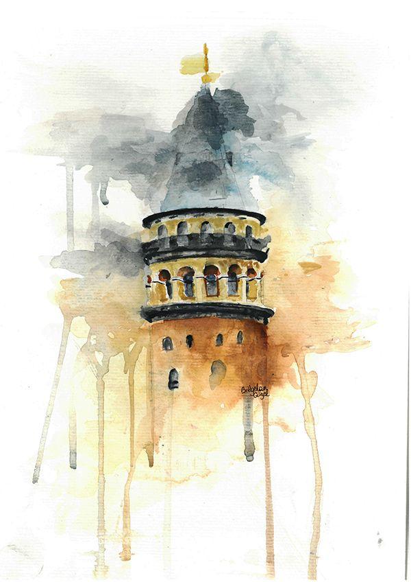 Galata Kulesi - Bilgehan Guzel