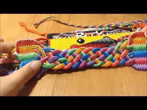 Фенечки из ниток, как символ крепкой дружбы
