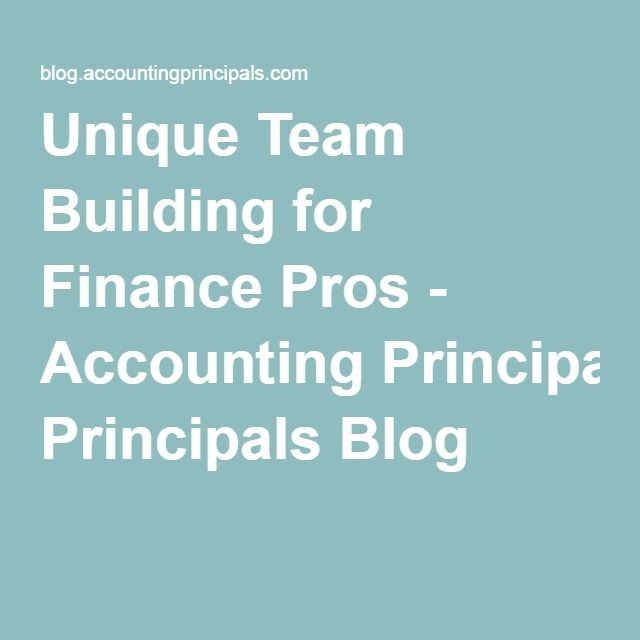 8 best accounting principals blog images on pinterest
