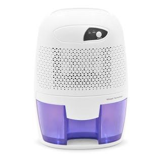 """""""Features & Benefits"""" Afloia Portable Mini Dehumidifier 500ml Air Purifier Dehumidifier White Small Size Electric Dehumidifier for Home and Grow Room White Small Size Electric Dehumidifiers for Home and Office"""