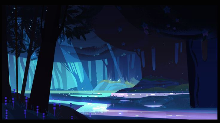 "I got to reunite with Steven Universe last year to work on the episode ""The Answer""! Here are some of the BGs. It was awesome working with my friend and art director Jasmin Lai who helped inspire the..."