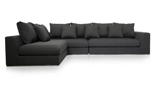 Giovani Fabric Contemporary Sofa Grey | Sofa | Pinterest | Contemporary,  Furniture Ideas And Modern