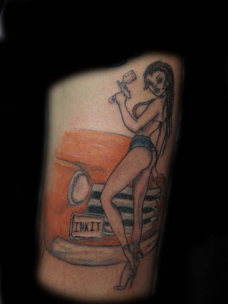 Tattoo Bikini: Pin On Tattoos