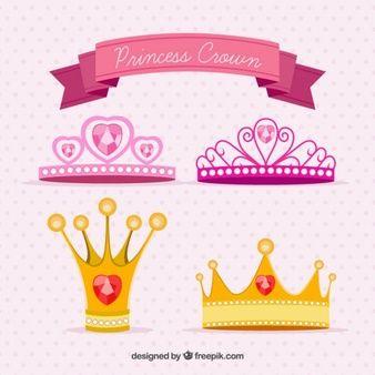 Coronas princesa