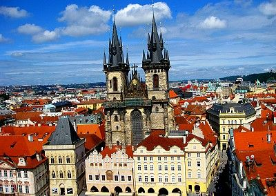 Bucket List Item: Prague! The heart and soul of the Czech Republic, as well as traditional Bohemia, is inseparably wrapped up in the amazing cultural confluence that is Prague. See more! http://www.gypsynester.com/prague.htm
