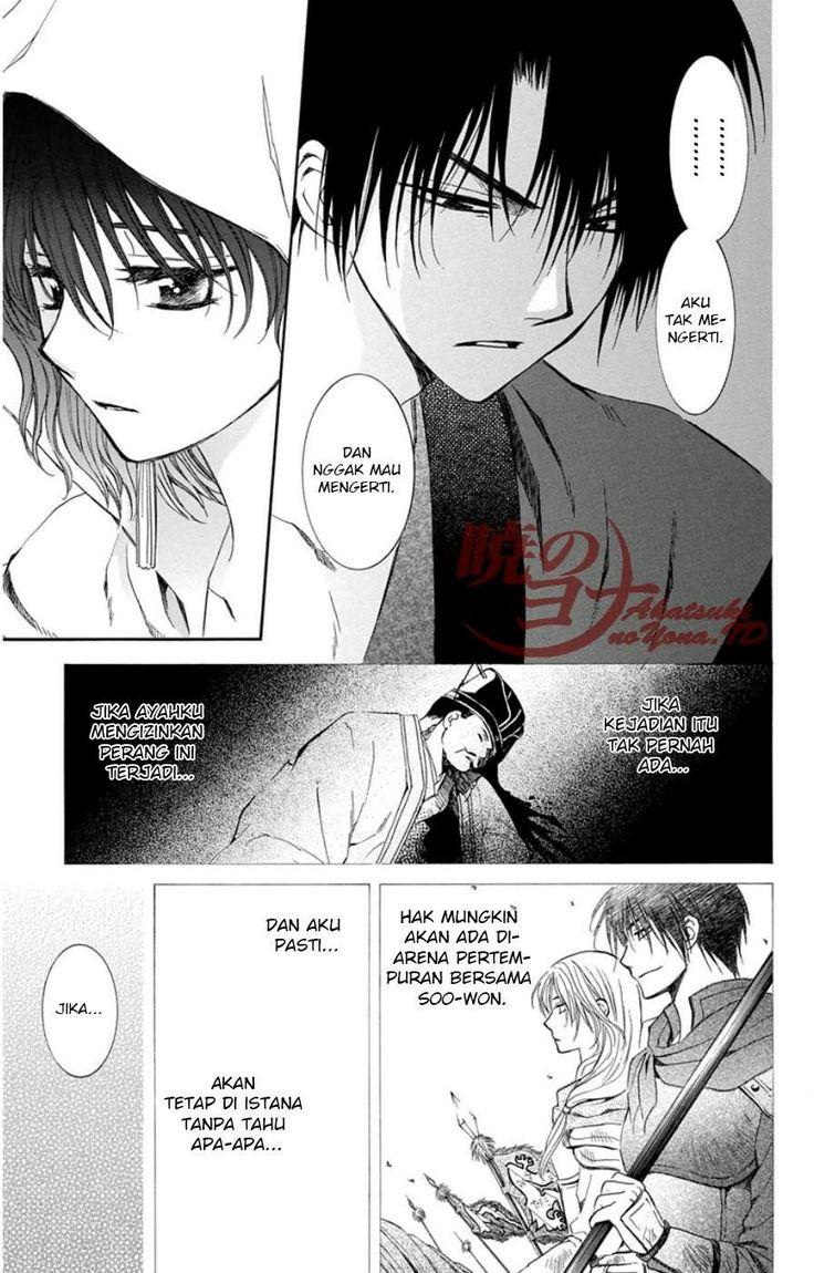 Manga Akatsuki No Yona Chapter 97 Bahasa Indonesia 20