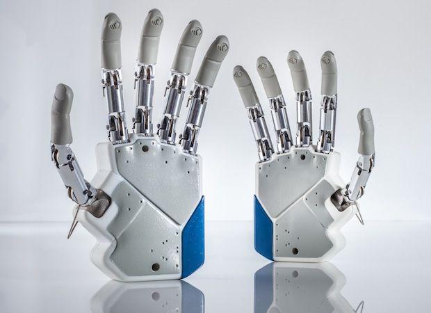 Startup Spotlight: Prensilia Developing Robot Hands for Research, Prosthetics