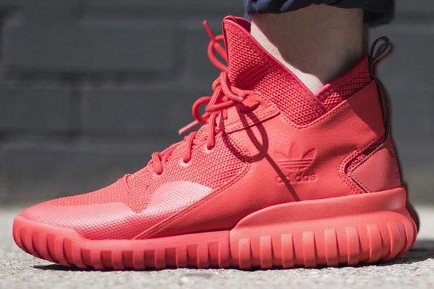 Adidas Yeezy All Red