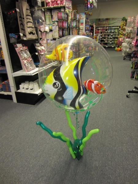 Under the Sea Balloon Art!